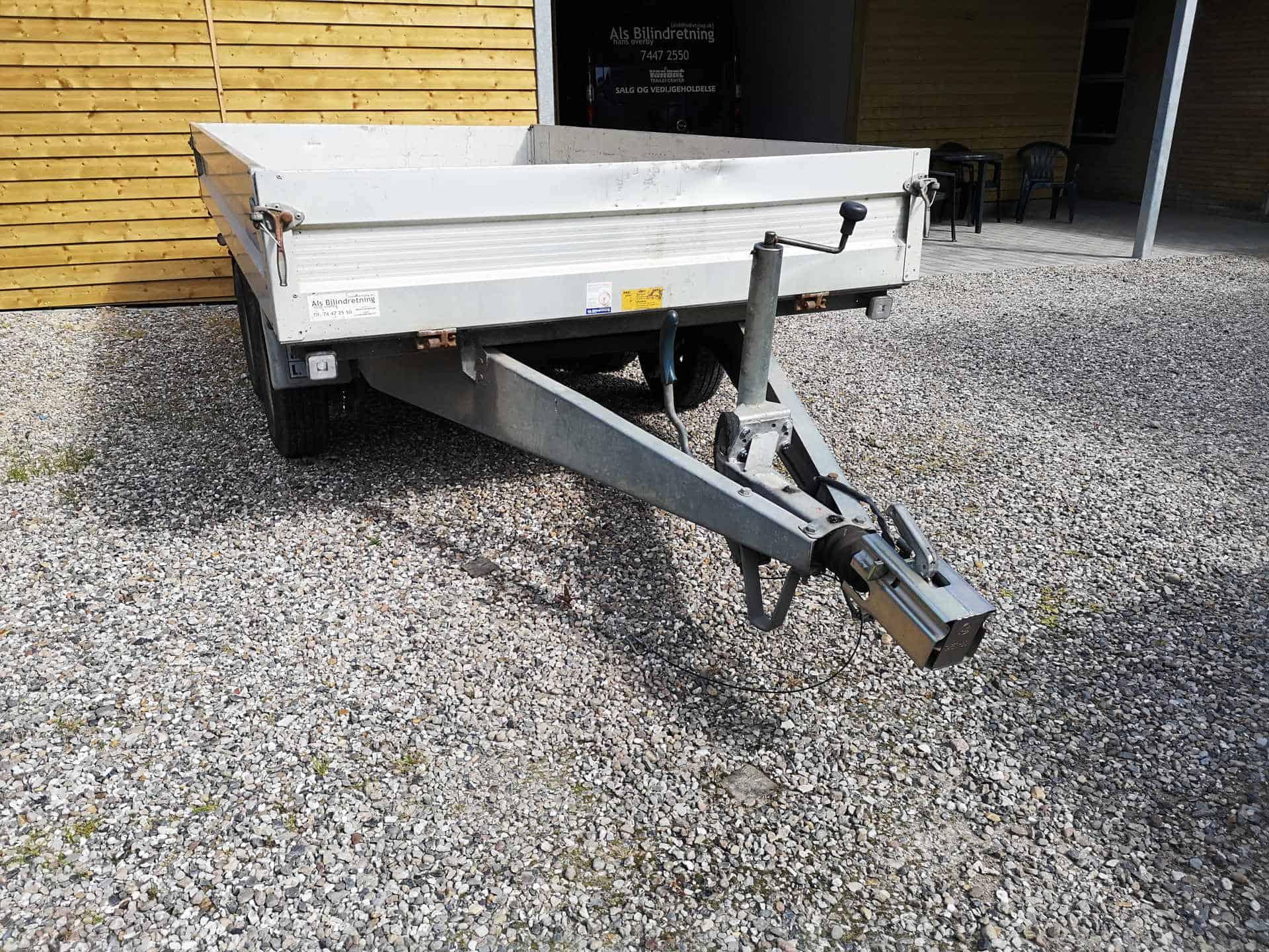 Variant 2006 B 320 Alu trailer - årgang 2012 - Nysynet